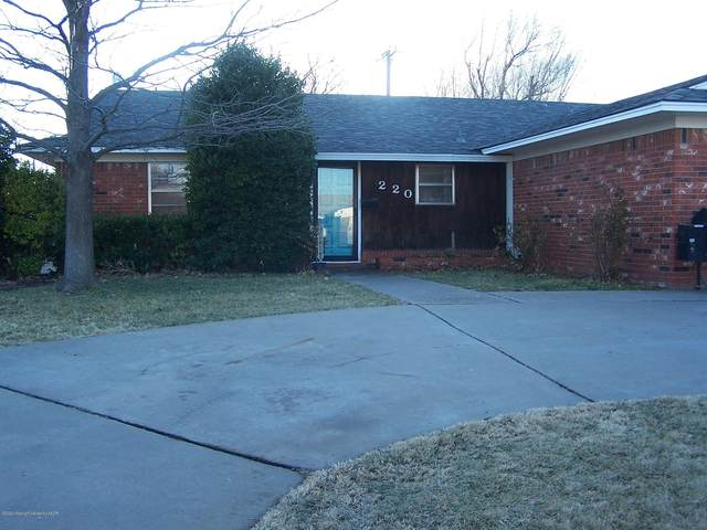 220 Concord St, Borger, TX 79007 (#20-2087) :: Lyons Realty
