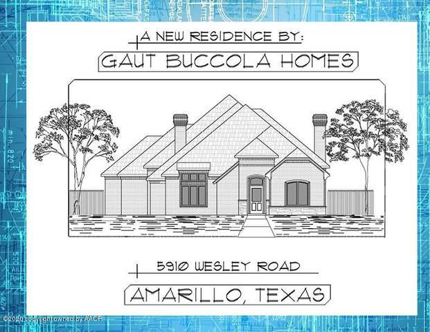 5910 Wesley Rd, Amarillo, TX 79119 (#20-2119) :: Lyons Realty