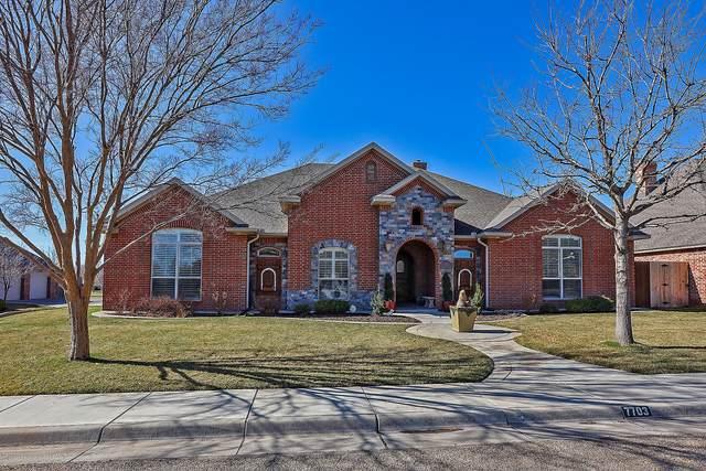 7703 Garden Oaks Dr, Amarillo, TX 79119 (#20-2126) :: Keller Williams Realty