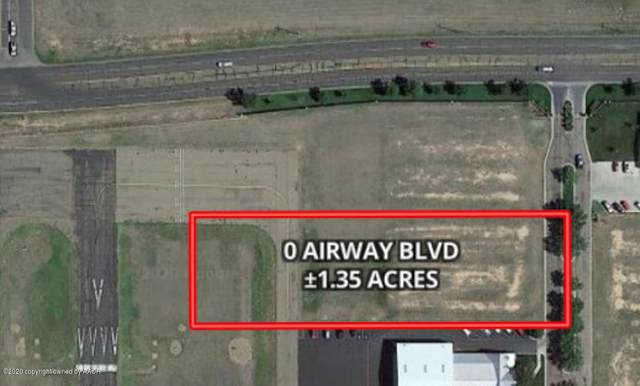 0 Airway Blvd, Amarillo, TX 79118 (#20-2139) :: Lyons Realty