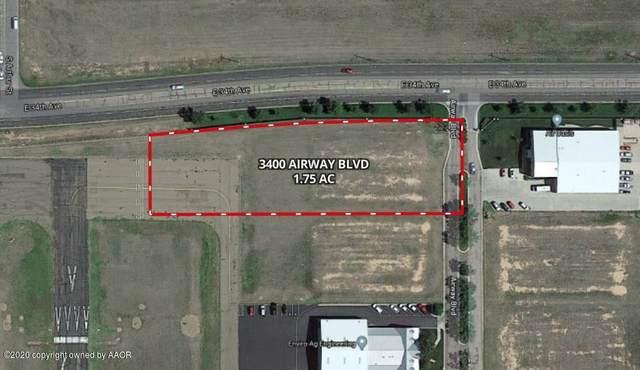 3400 Airway Blvd, Amarillo, TX 79118 (#20-2140) :: Keller Williams Realty