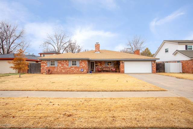 3606 Torre Dr, Amarillo, TX 79109 (#20-2174) :: Lyons Realty