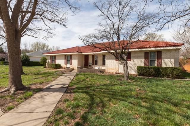 4206 Roxton Dr, Amarillo, TX 79109 (#20-2281) :: Elite Real Estate Group