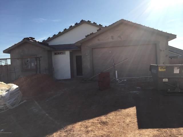 1005 Syrah Blvd, Amarillo, TX 79124 (#20-23) :: Lyons Realty