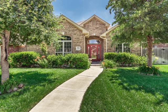 7911 Pineridge Dr, Amarillo, TX 79119 (#20-235) :: Keller Williams Realty