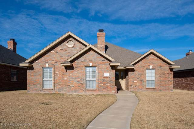 5814 Notre Dame Dr, Amarillo, TX 79109 (#20-256) :: Lyons Realty