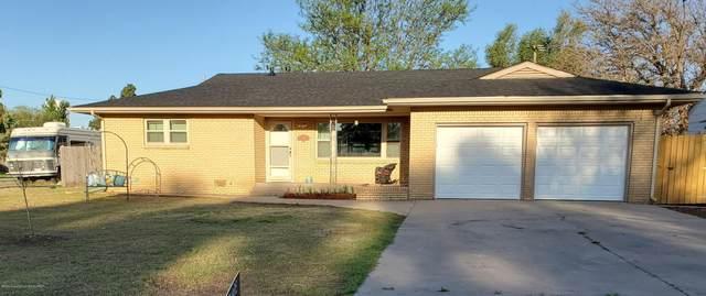 1518 Fordham St, Perryton, TX 79070 (#20-2762) :: Elite Real Estate Group