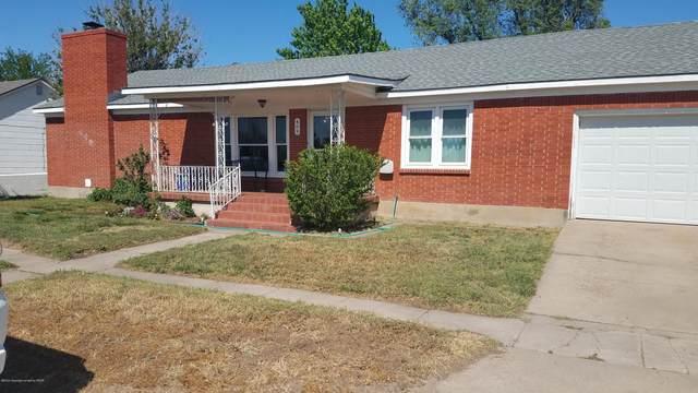 409 Morse Ave, Stinnett, TX 79083 (#20-2767) :: Lyons Realty