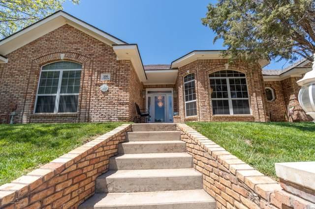 106 Timbercreek Dr, Amarillo, TX 79118 (#20-2774) :: Elite Real Estate Group