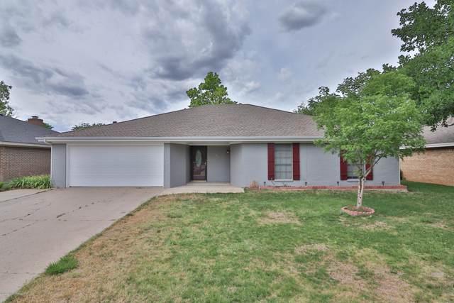 7208 Fulton Dr, Amarillo, TX 79109 (#20-2844) :: Elite Real Estate Group