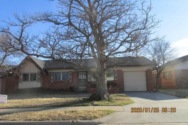 206 Galahad St., Borger, TX 79007 (#20-2914) :: Lyons Realty