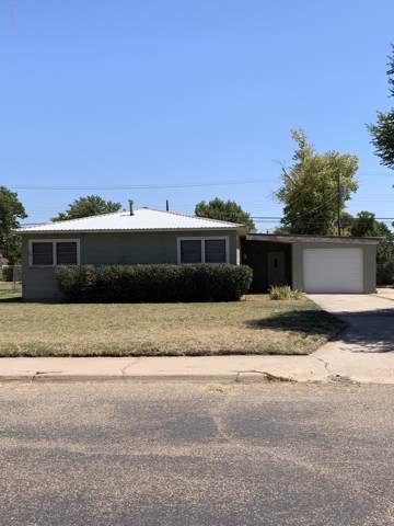 1009 Bernice St, Spearman, TX 79081 (#20-292) :: Keller Williams Realty