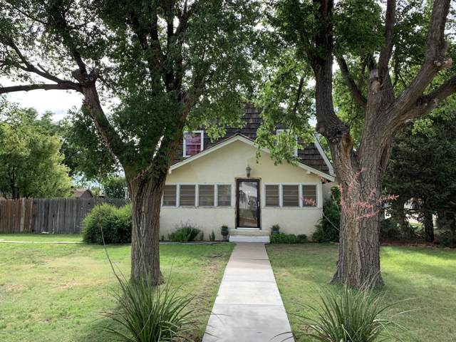 702 Cluck Ave, Gruver, TX 79040 (#20-296) :: Lyons Realty