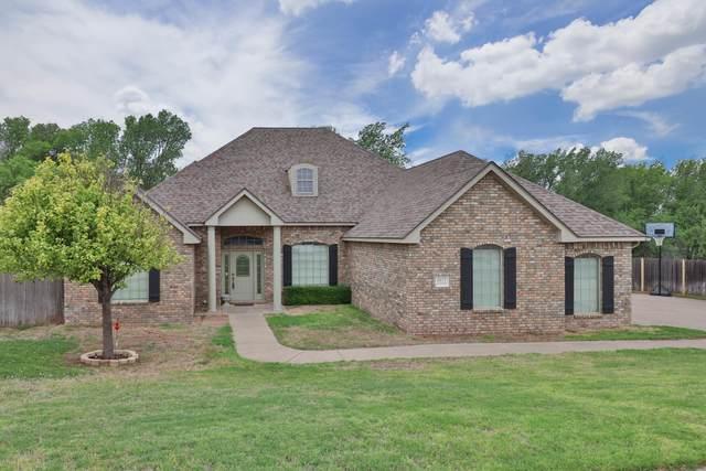 6817 Briarwood Dr, Amarillo, TX 79124 (#20-3032) :: Elite Real Estate Group