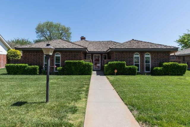 6406 Alpine Ln, Amarillo, TX 79109 (#20-3051) :: Elite Real Estate Group
