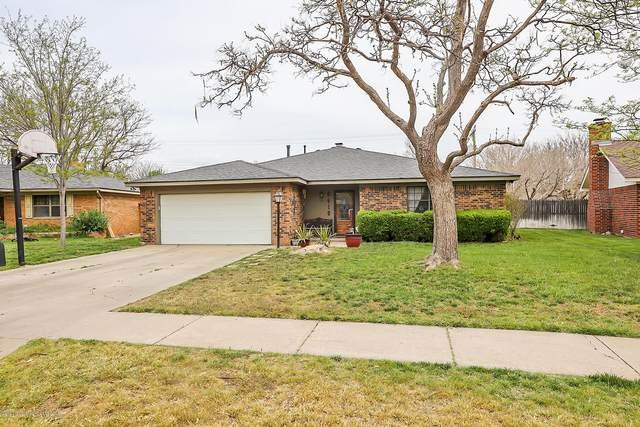 6410 Alpine Ln, Amarillo, TX 79109 (#20-3076) :: Elite Real Estate Group