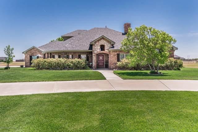 5501 Buffalo Springs Trl, Amarillo, TX 79119 (#20-3095) :: Lyons Realty