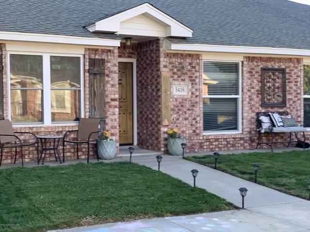 5416 Somerset Dr, Amarillo, TX 79109 (#20-3097) :: Elite Real Estate Group