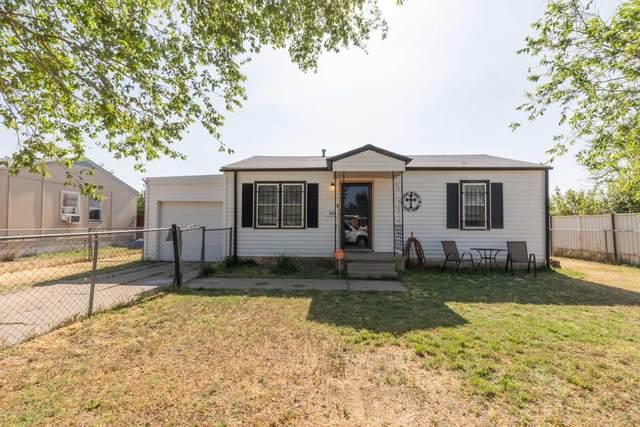 1322 Dahlia St, Amarillo, TX 79107 (#20-3102) :: Elite Real Estate Group