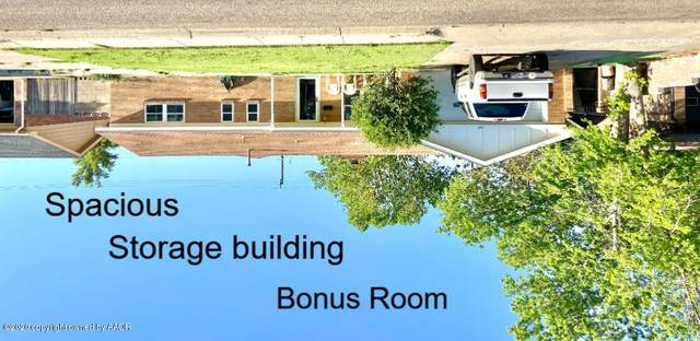 1112 4th St., Dumas, TX 79029 (#20-3141) :: Elite Real Estate Group
