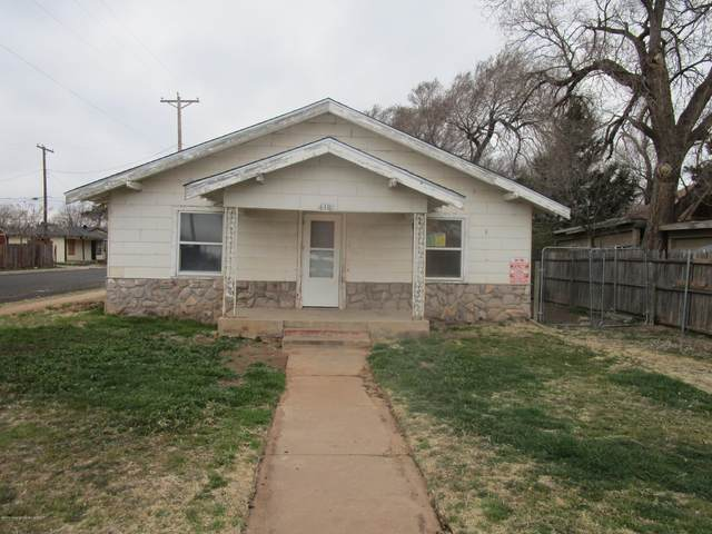 610 Louisana St, Amarillo, TX 79106 (#20-3211) :: Live Simply Real Estate Group