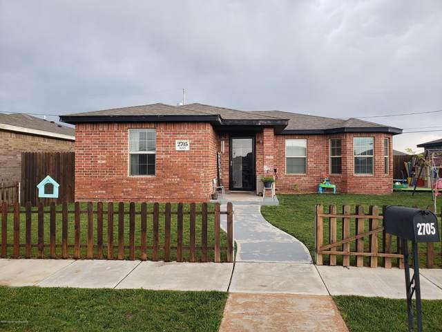 2705 Ries Ln, Amarillo, TX 79118 (#20-3233) :: Lyons Realty