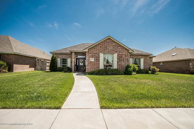 8609 Garden Way Dr, Amarillo, TX 79119 (#20-3274) :: Lyons Realty