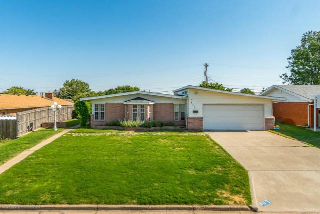 812 Bagwell, Borger, TX 79007 (#20-3308) :: Live Simply Real Estate Group
