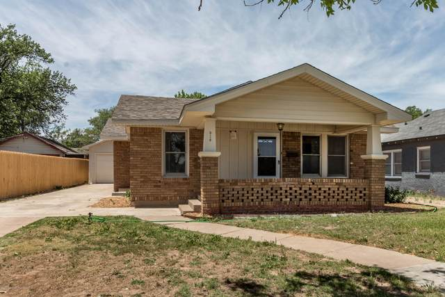 918 Travis St, Amarillo, TX 79101 (#20-3329) :: Live Simply Real Estate Group
