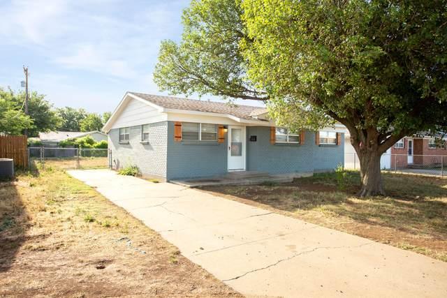 1416 Gardenia St, Amarillo, TX 79107 (#20-3339) :: Elite Real Estate Group