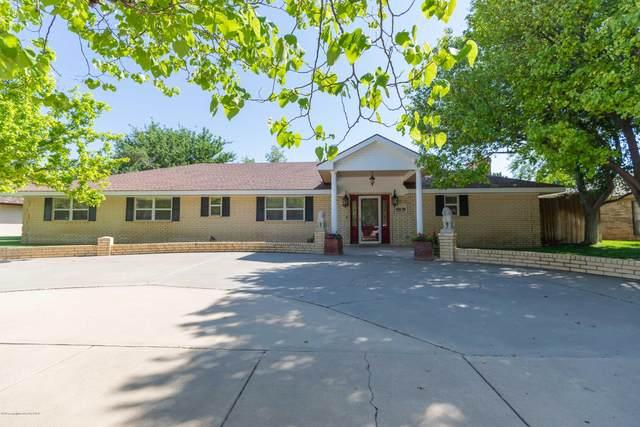 6618 Roxton Dr, Amarillo, TX 79109 (#20-3466) :: Elite Real Estate Group