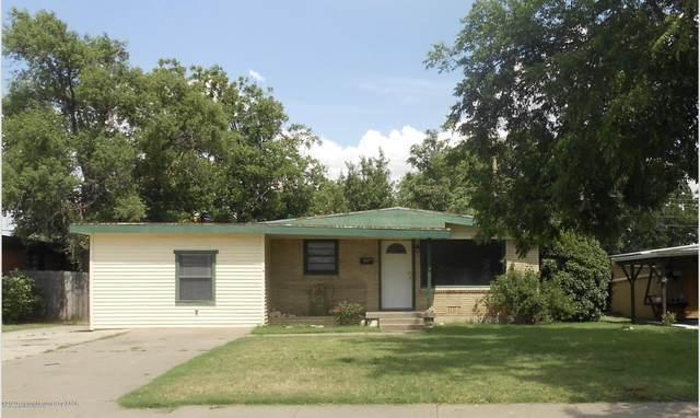 1503 Parr St, Amarillo, TX 79109 (#20-3530) :: Lyons Realty