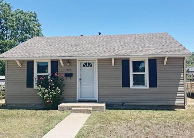226 Pine, Dumas, TX 79029 (#20-3577) :: Elite Real Estate Group