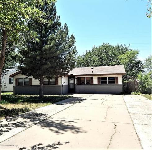 2214 Manhattan St, Amarillo, TX 79103 (#20-3579) :: Elite Real Estate Group