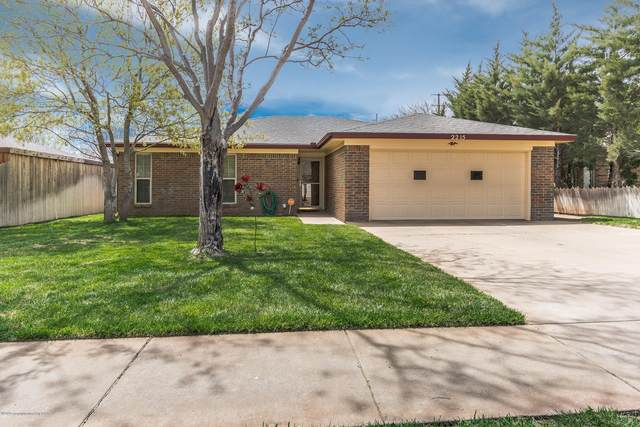 2215 Gresham Dr, Amarillo, TX 79110 (#20-3590) :: Elite Real Estate Group