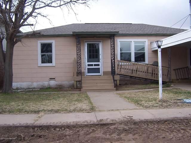 210 Mackenzie Ave, Stinnett, TX 79083 (#20-3621) :: Elite Real Estate Group