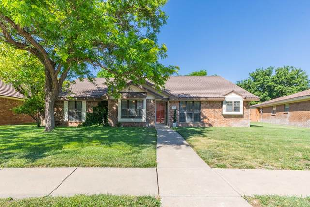 4010 Oakhurst Dr, Amarillo, TX 79109 (#20-3625) :: Elite Real Estate Group