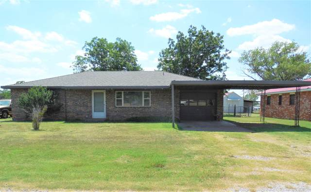 803 Arkansas Street, Shamrock, TX 79079 (#20-3629) :: Keller Williams Realty