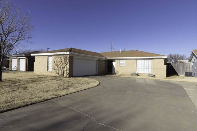 5124 Royce Dr, Amarillo, TX 79110 (#20-363) :: Live Simply Real Estate Group