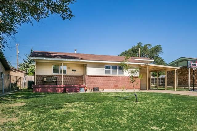 1712 La Salle St, Amarillo, TX 79106 (#20-3634) :: Lyons Realty