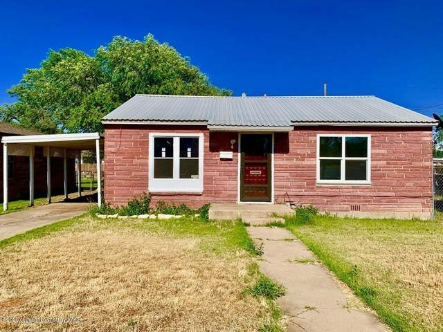 4131 Harrison St, Amarillo, TX 79106 (#20-3657) :: Elite Real Estate Group