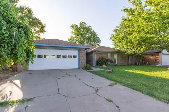 4427 Summit Cir, Amarillo, TX 79109 (#20-3711) :: Elite Real Estate Group