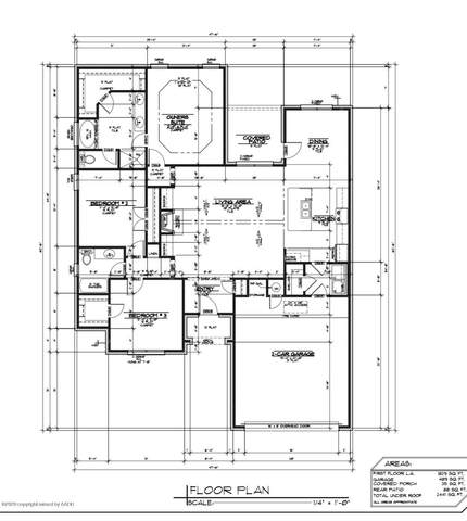 37 Grace Wood Ln, Canyon, TX 79015 (#20-3762) :: Elite Real Estate Group