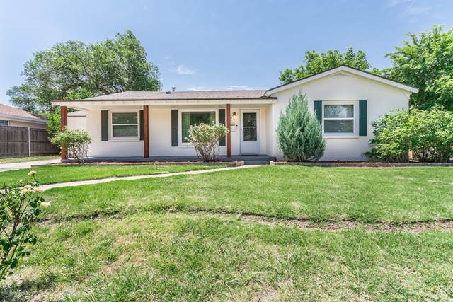 1411 34TH Ave, Amarillo, TX 79109 (#20-3768) :: Elite Real Estate Group