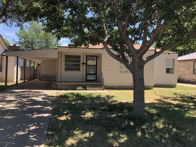 214 Cedar St, Dumas, TX 79029 (#20-3773) :: Live Simply Real Estate Group
