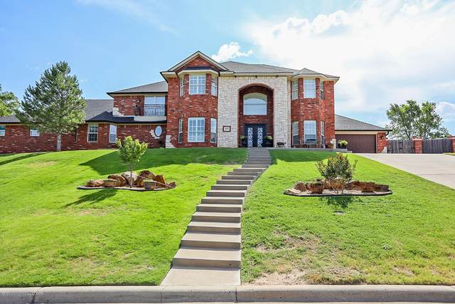 2104 Briarwood Dr, Amarillo, TX 79124 (#20-3774) :: RE/MAX Town and Country