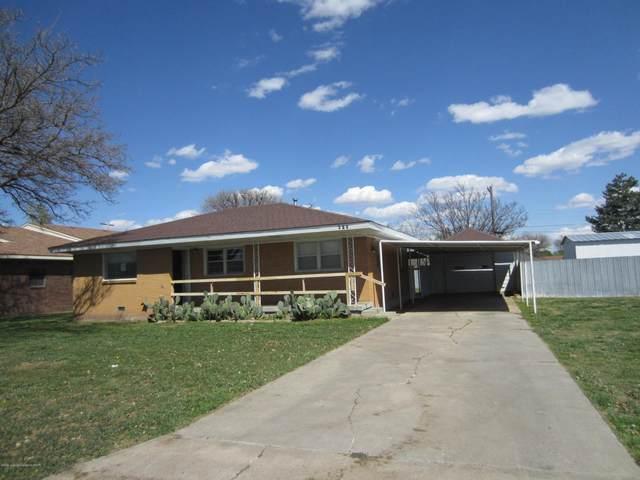 819 Steele St, White Deer, TX 79097 (#20-3776) :: Lyons Realty