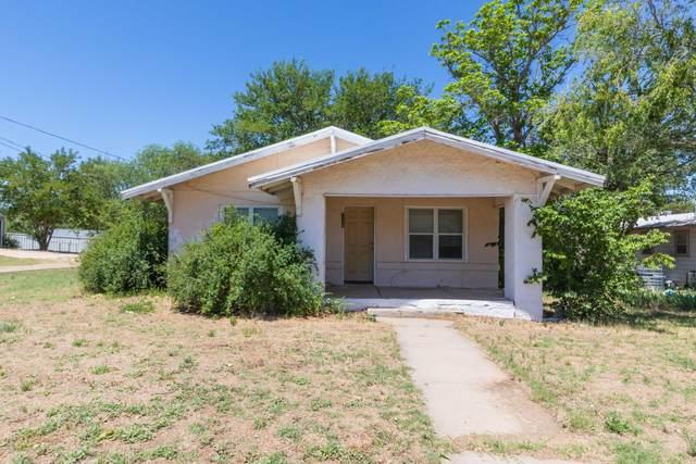 710 Goodnight St, Clarendon, TX 79226 (#20-3779) :: Elite Real Estate Group