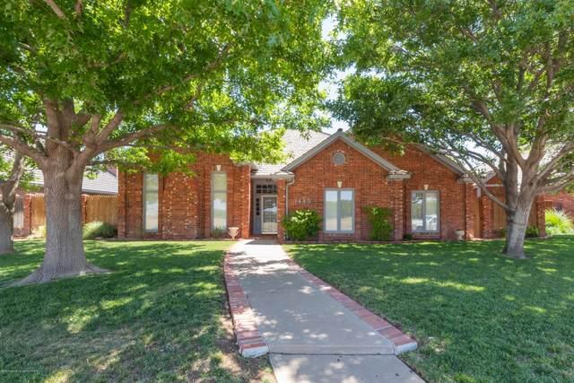3445 Cinderella Ln, Amarillo, TX 79121 (#20-3817) :: Live Simply Real Estate Group