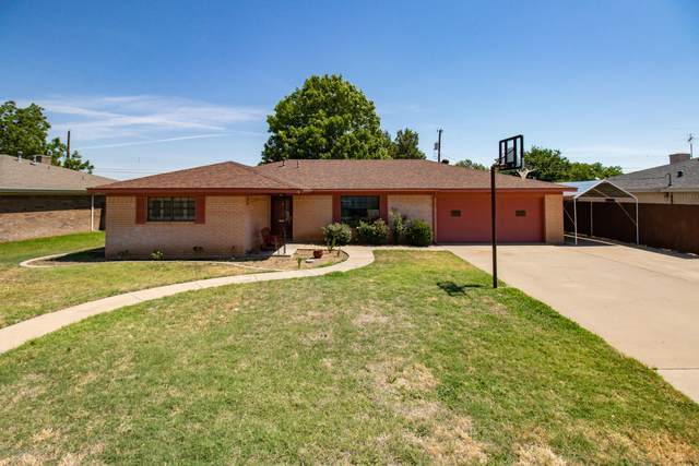 407 Mustang, Fritch, TX 79036 (#20-3850) :: Elite Real Estate Group